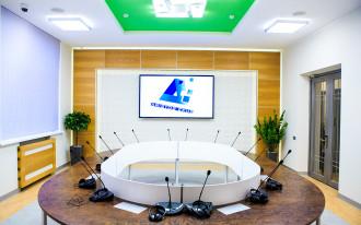 Оснащение залов совещаний