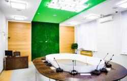 Переговорная комната в МГТУ имени Н.Э.Баумана