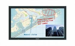 Интерактивные панели Panasonic серии BF1: полноценное оснащение конференц-зала