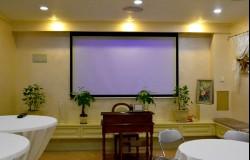 Презентационная комната строительной компании