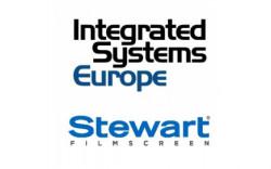 ISE 2016: Новое акустически прозрачное, плетеное полотно уровня 4К+ от Stewart