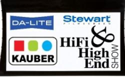 Лучшие экраны для лучших домашних кинотеатров от DIGIS на выставке Hi-Fi & Hi-End Show 2016