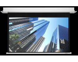 [LMRC-100104] Встраиваемый экран с электроприводом Lumien Master Recessed Control 178х231 см (раб.область 125х221 см) (100