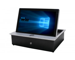 [WR-15CL Touch (black)/RD-UFT15FHD/] Моторизированный складной монитор Cleo Wize Pro WR-15CL Touch