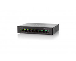 Коммутатор Cisco SB SF110D-08HP