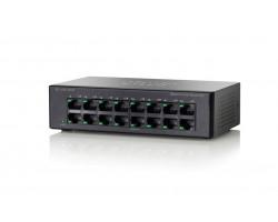 Коммутатор Cisco SB SF110D-16
