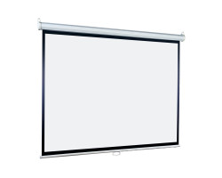 [LEP-100111] Настенный экран Lumien Eco Picture 120х160см (рабочая область 114х154 см) Matte White