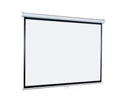 [LEP-100119] Настенный экран Lumien Eco Picture 187х280см (рабочая область 153х272 см) Matte White, верх.кайма 30 см,