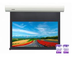 [LCC-100118] Экран с электроприводом Lumien Cinema Control 241x400 см (раб.область 220х390 см) Matte White