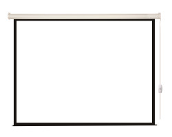 [LEC-100104] Экран с электроприводом Lumien Eco Control 244x244 см (раб. область 236х236 см) Matte White