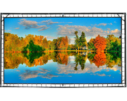 [LCP-100108] Экран на раме Lumien Cinema Premium 566х982 см (раб. область 534х950 см) (429