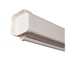 [LMP-100115] Настенный экран Lumien Master Picture 184х220 см (раб.область 119х212 см) Matte White FiberGlass (белый корпус)