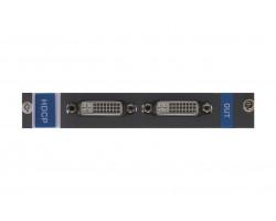 Плата выхода Kramer Electronics HDCP-OUT2-F16/STANDALONE