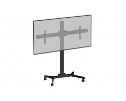 [M263VC] Мобильная стойка 2х1 для видеоконференций Wize Pro M263VC