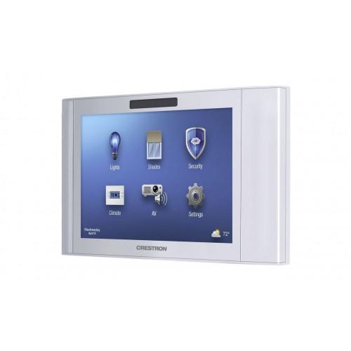 Кнопочная панель Crestron TSCW-730-W-S