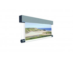 [10130880] Экран Da-Lite JumboKing (Arena) Electrol 500x900 см Matte White