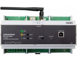 DIN-AP3MEX Crestron Процессор автоматизации 3-Series с креплением на DIN-рейке, infiNET EX и беспроводным шлюзом ER