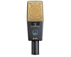 Микрофоны AKG C414XLII