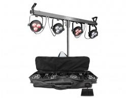 Классическое световое оборудование CHAUVET-DJ 4BAR LT USB