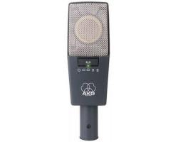 Микрофоны AKG C414XLS
