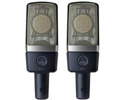 Микрофоны AKG C214ST