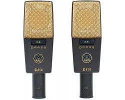Микрофоны AKG C414XLII / ST
