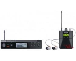 Системы персонального мониторинга SHURE P3TERA215CL K12