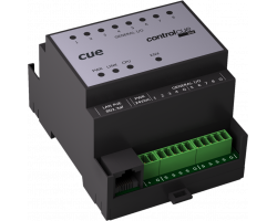 Контроллер управления нового поколения на базе ARM процессора CUE controlCUE-knx-d