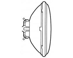 Лампы для световых приборов GE 240PAR56/ VNSP 12V 20575