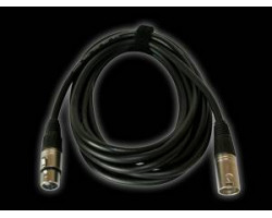 Энергетические установки CLS Omit RGB xlr 7p extension cable 500 cm