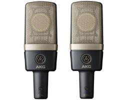 Микрофоны AKG C314 MATCHED PAIR
