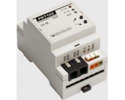 Одноканальный диммер для резистивных и емкостных нагрузок CUE PET102
