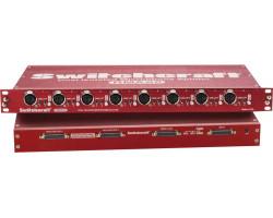 Микрофонные процессоры, микшеры, усилители SWITCHCRAFT RMAS8
