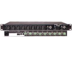 Микрофонные процессоры, микшеры, усилители SHURE SCM800E