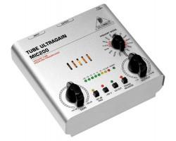 Приборы обработки звука BEHRINGER MIC200