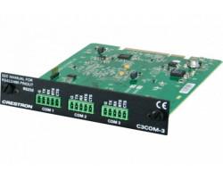 C3COM-3 Crestron Управляющая карта 3-й серии – 3 СОМ порта