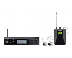 Системы персонального мониторинга SHURE P3TERA215CL M16