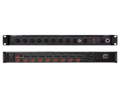 Микрофонные процессоры, микшеры, усилители SHURE SCM820E-DAN-DB25