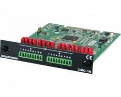 C3IO-16 Crestron Управляющая карта 3-й серии – 16 портов ввода/вывода Versiport