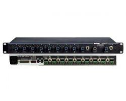 Микрофонные процессоры, микшеры, усилители SHURE SCM810E