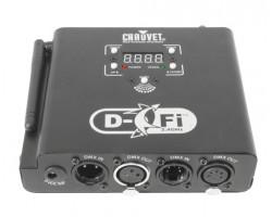 Управление приборами CHAUVET-DJ DFI 2.4Ghz