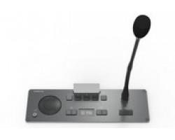 Врезной микрофонный пульт делегата с 5 кнопками для голосования Televic Confidea F-DIV
