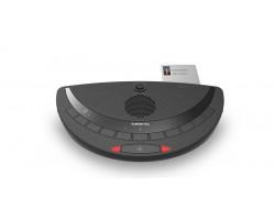 Беспроводной пульт делегата с 3 кнопками для голосования Televic Confidea DV G3.
