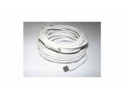 Кабель TRIUMPH microUSB - USB A (15 м)