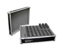 Кейс для зарядки и хранения 56 цифровых ИК приемников серии DR 60xx