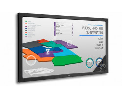 LCD панель NEC MultiSync V463-TM мультисенсорная