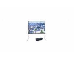 Проекционное полотно Projecta Fast-Fold Da-Tex (10530018) 305x305 см