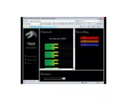 ПО для записи восьмиканального аудио + интерфейсная плата Televic TReX Multi channel