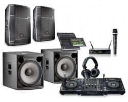 Комплект звука для клуба