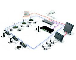 Конференц-система для бизнес-центра